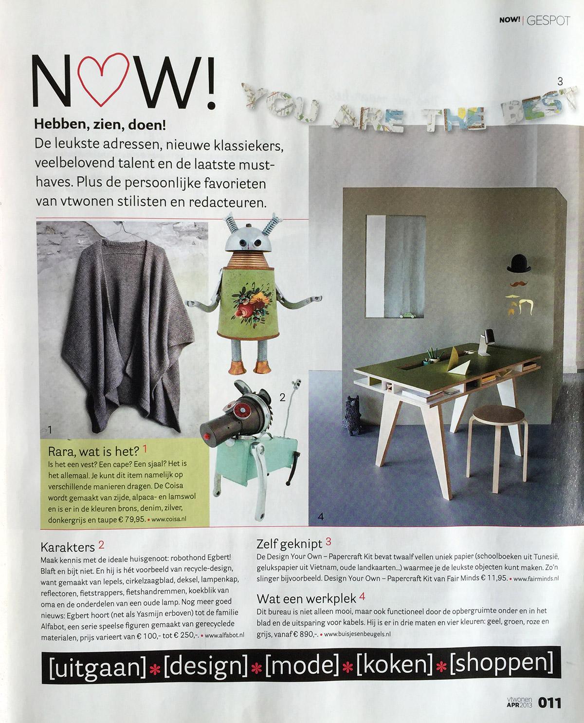 Prijs vt wonen magazine trendy andalusia travelcard in vt for Vtwonen abonnement